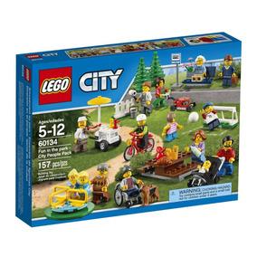 60134 Lego City - Diversão No Parque - Pack Pessoas Na Cidad