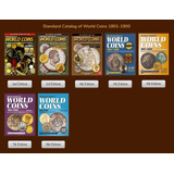 Super Mega Pack Catalogo De Monedas World Coins1801-1900