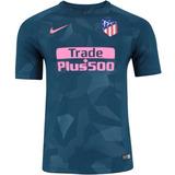 Camisa Nike Atletico De Madrid 2017 2018 Original Esportefut