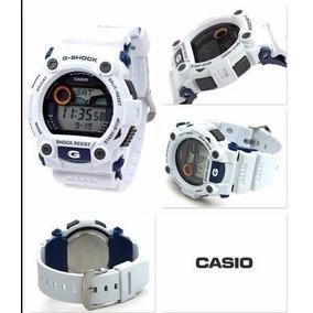 Relógio Casio G-shock G7900a-7dr G7900 G-7900a-7dr Branco
