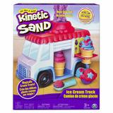 Kinetic Sand Camión De Helado Ice Cream Spin Master Original
