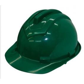 Capacete Verde Engenharia Ledan 800