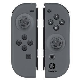 Joy-con Gel Guards Negro Nintendo Switch Accesorio