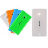 Tampa Traseira Nokia Lumia Microsoft 535 N535 Várias Cores