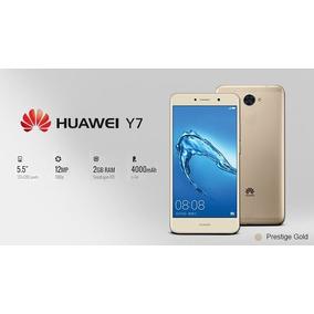 Huawei Y7 100% Originales Con Garantía