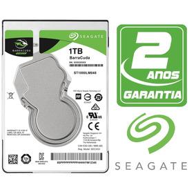Hd Notebook 1tb Novo Slim Barracuda Seagate Sata3 - Garantia