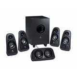 Bocinas 75w 5.1ch C/ Subwoofer Pc Mp3 Dvd Ipod Logitech Z506
