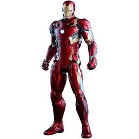 Iron Man Mark Xlvi (diecast) - Civil War - Hot Toys