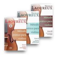 Kit - Laoureux Método Prático Para Violino - Livros 1, 2 E 3