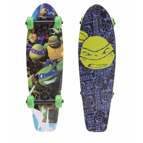 Patineta Tortugas Ninja 21 Pulgadas Kids Skateboard