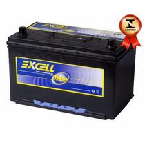 Bateria Automotiva Excell 95ah 12v Selada C/ Visor E Iso9001