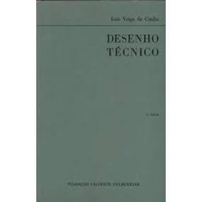 Livro Desenho Técnico - 5ª Edição Luis Veiga Da Cunha