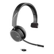 Headset Bluetooth Voyager B4210 Mono Usb-a Plantronics