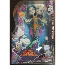 Monster High Peri Y Pearl Serpentine Arrecife Monstruoso Sca