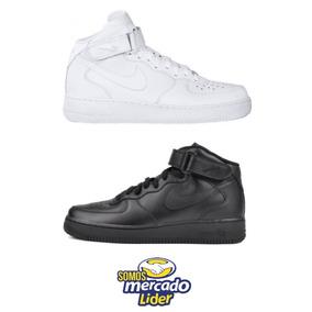 e636e8d8f93 Tenis Nike Air Forcé One Bota Dama Y Caballero Envio Gratis
