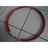 Aro Aero Folha 26 Aluminio Vermelho Viper
