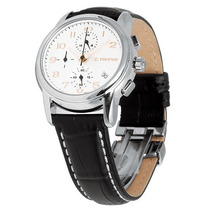 Reloj Truper Curazo Correa Piel Original Nuevo Dama,