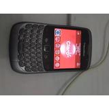 Celular Blackberry Curve 8520 Wifi Placa Maedisplay Carcaça