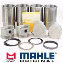 Kit Motor + Kit Embreagem Vw 1600 - Novo