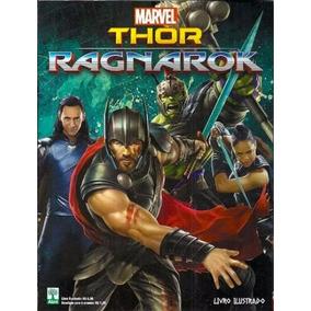 Thor Ragnarok Figurinhas Avulsas - Marvel Filme Tenho Todas