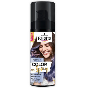 Palette Spray Violeta Profundo X 120ml