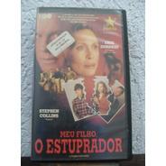 Vhs Meu Filho, O Estuprador (a Family Divided - Faye Dunaway