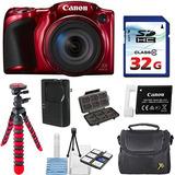 Canon Powershot Sx420 Is (rojo) Con Zoom Óptico De 42x Y Wi