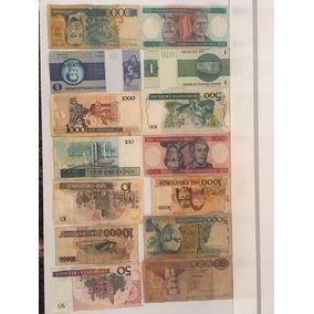 Cedulas De Dinheiro Antigo