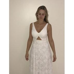 Vestido Longo Em Renda, Festa , Madrinha, Casamento