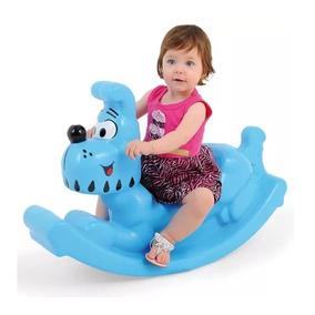 Gangorra Balanço Infantil Bidu Brinquedo Xalingo