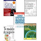 Libros Pdf: Elaborar Modelos Y Planes De Negocio