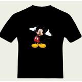 Remeras Niños Mickey