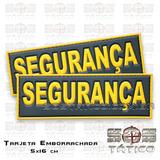 Segurança - Vigilante Tarjeta Emborrachada 5x16 Envio Carta