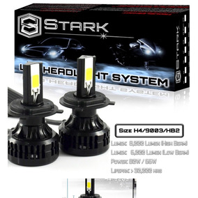 Luces Led 8,000lm Toda Serie