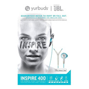 Fone Yurbuds Inspire 400 Azul