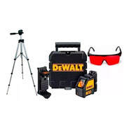 Nível Laser Dewalt Dw088k C/ Maleta E Base Magnética+brindes
