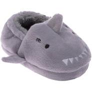 Pantufa Infantil Antiderrapante Menino Beb Pimpolho Tubarão