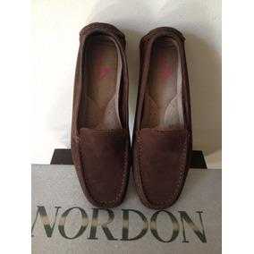 Zapatos Mocasines Marca Nordon Para Dama Talla 36 Nuevos