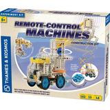 Thames & Kosmos Máquinas De Control Remoto
