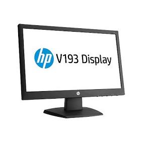 Monitor Hp V193b, 19 Led, 1366x 768, Vga, Widescreen