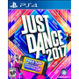 Just Dance 2017 Ps4 Fisico Nuevo Xstation