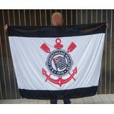 Bandeira Time De Futebol - Corinthians