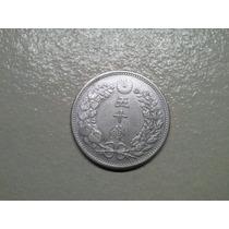 Moeda Japão 50 Sen 1897 Prata