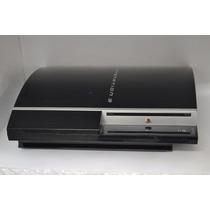 Video Game Playstation 3 Ps3 Fat 80 Gb Com Defeito