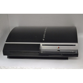 Video Game Playstation 3 Ps3 Fat 80 Gb Com Defeito