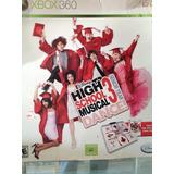 Juego High School Musical 3: Senior Year Para Xbox 360 Nuevo