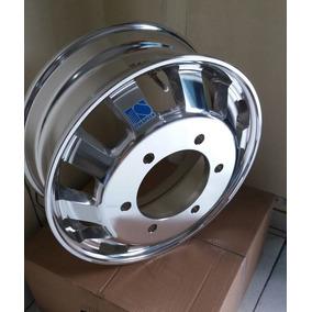 Roda De Alumínio Caminhão 3/4 Speedline Nova Aro 17,5 X 6