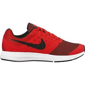 Padrisimos Tenis Deportivos Nike Originales Color Rojo-negro