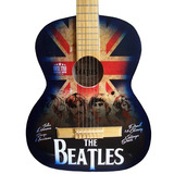 Guitarra Acústica The Beatles//combo//oferta Especial