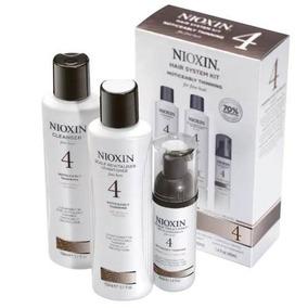 Nioxin Hair System 4 - Kit 3 Produtos